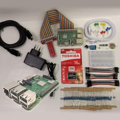 Raspberry Pi 3B+ Ultimate Starter Kit